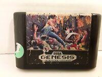 Streets of Rage (Sega Genesis, 1991)*AUTHENTIC*TESTED*!READ BELOW!
