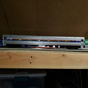 4 Car Lot of Atlas Horizon Amtrak Phase 4 & Phase 5 Passenger Cars