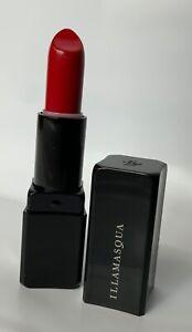 """NWOB Illamasqua  Antimatter Lipstick """"MIDNIGHT"""" Long Lasting Full Size Tube"""