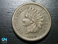 1859 Indian Head Cent Penny  --  MAKE US AN OFFER!  #B4580