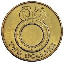 Solomon Islands 2 Dollars coin 2012 Bokolo AU-UNC