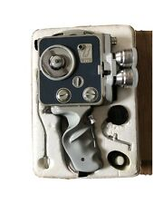 EUMIG C3 / C3M 8mm Cine Movie Camera In Original Presentation Box Vintage 1950s