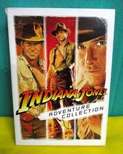 INDIANA JONES Adventure Collection 3 dvd in cofanetto - TM & C. 2008