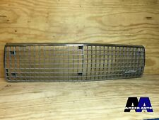 OEM Cadillac Deville, Fleetwood Radiator Grille 1987 - 1988 CHROME