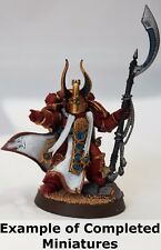Warhammer 40k Thousand Sons Ahriman Burning of Prospero 30k