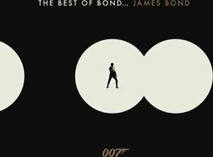 The Best Of Bond...James Bond CD Nuovo Sigillato