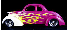 Flame Paint Masks for Revell 1937 Ford