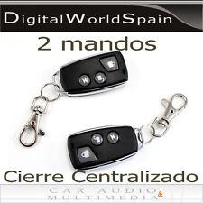 CIERRE CENTRALIZADO COCHE CON 2 MANDOS UNIVERSALES