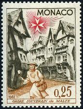 """MONACO N° 552 """"ORDRE DE MALTE 25 C"""" NEUF xx TTB"""