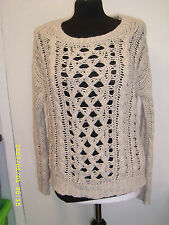 Atmosphere Acrylic No Pattern Long Sleeve Women's Jumpers & Cardigans