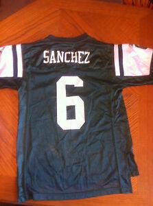 MARK SANCHEZ #6 NEW YORK JETS YOUTH REEBOK NFL JERSEY FREE SHIPPING!