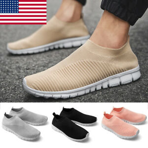 Men's Womens Running Shoes Outdoor Sports Tennis Sneakers Athletic Walking Gym
