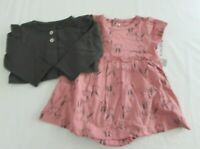 Baby girl clothes, size 3 months , Carter's Dress, cardigan/new with tags