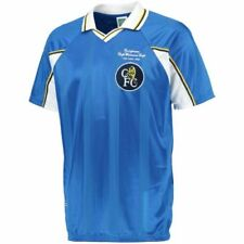 Camiseta de fútbol de clubes ingleses de manga corta Chelsea