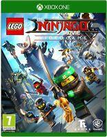 The Lego Ninjago Movie Videogame Xbox One **FREE UK POSTAGE!!**