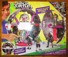Teenage Mutant Ninja Turtles OUT OF THE SHADOWS TECHNODROME PLAYSET 2016 KRAANG