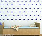 Triangle Shapes 40-320 per set  5cm 7cm or 9cm Removable Wall Stickers