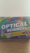 New Thames & Kosmos Optical Science Kit 38 Experiments Ages 8 and Up