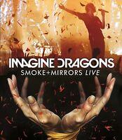 IMAGINE DRAGONS - SMOKE+MIRRORS LIVE (TORONTO 2015) (BLURAY)   BLU-RAY NEU
