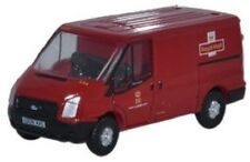Oxford NFT002 Ford Transit Royal Mail 1/148th (N Gauge) In Case Tracked 48 Post