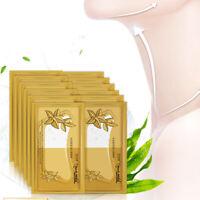 Unisex Collagen Anti-wrinkle Neck Masks Moisturizing Whitening Firming Skin Care