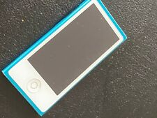 Apple iPod Nano 7th Generation 16GB Blue Tested and Working