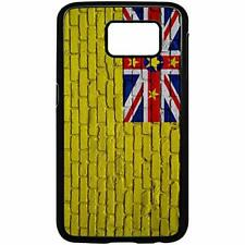 Samsung Galaxy Case with Flag of Niue (Niuean) Options