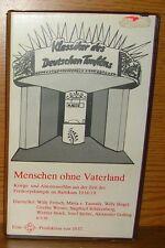 VHS Menschen ohne Vaterland UFA 1937