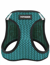 New listing Voyager Harness All Weather Mesh Turquoise Medium Dog Cat