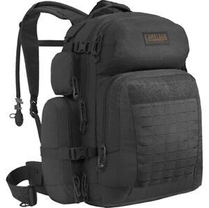 Camelbak BFM 46L Military Hydration Backpack w/ 3L Military Spec Reservoir - Bla
