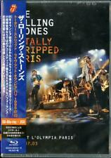 ROLLING STONES-TOTALLY STRIPPED...-IMPORT BLU-RAY+2 CD WITH JAPAN OBI V31 sd