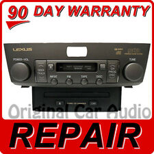 REPAIR 04 05 06 Lexus LS430 LS 430 6 Disc CD Changer Player FIX P6835 8612050B90