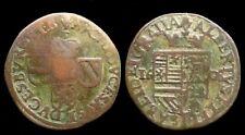 Pays Bas Espagnol BRABANT Liard 1608 Ancien Empire Allemand