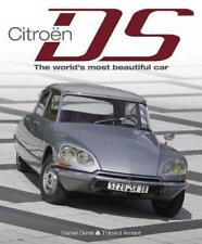 Citroen DS (19 21 23 ID Super Special Cabrio Chapron Coupe Estate) Buch book ENG