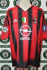 maglia calcio PIRLO MILAN TG XL 2004-05 shirt maillot trikot camiseta jersey