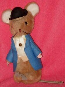 Vintage Beatrix Potter COUNTRY MOUSE Plush Toy