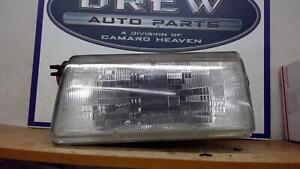 Headlamp Assembly SUBARU WAGON Left 87 88 89 LH LIGHT