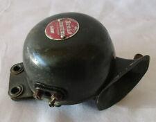 Vintage Rare Automovie 12 Volt Denso Horn Asb 68200 1