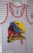 SUPERMAN  Cami TANK TOP JUNIORS Size XL NEW WITH TAG