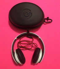 Beats by Dr. Dre Studio Monster Headphones Wired | White