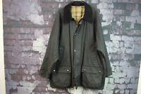 Mens Marks & Spencer Wax Jacket size See Description No.Z785 8/11