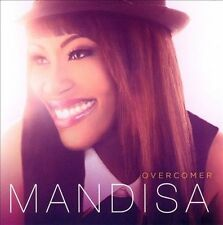 Overcomer by Mandisa (CD, Aug-2013, Sparrow)