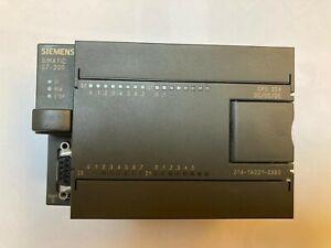 Siemens S7 200 CPU - 6ES7-214-1AD21-0XB0