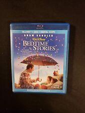 Bedtime Stories Blu ray Only No Dvd No Digital Copy, Lot B2.
