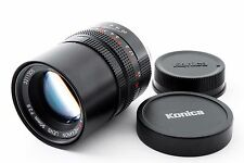 【Excellent++++】Konica M-Hexanon 90mm F2.8 Lens for Leica M from Japan 177833