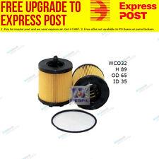 Wesfil Oil Filter WCO32 fits Saab 9-3 2.0 t,2.0 Turbo