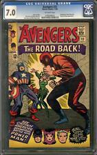 Avengers #22 CGC 7.0 (OW)
