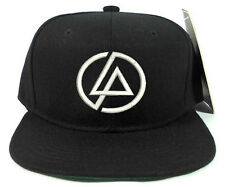 LINKIN PARK SYMBOL Black Snapback Cap Hat Adjustable one size