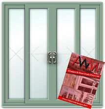 uPVC Sliding French Patio Door Price Book / Back / Free Delivery (#13)