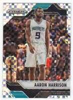 2016-17 Panini Prizm Basketball Starburst Prizm #98 Aaron Harrison Hornets